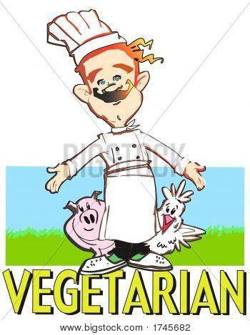 vegan vegetarian series - cook