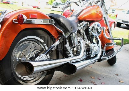 Motorcycle Pipes