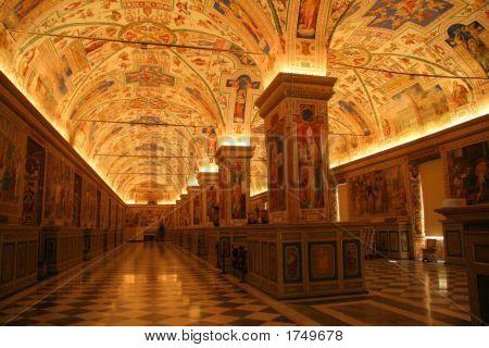 Musei Vaticani Golden Hall