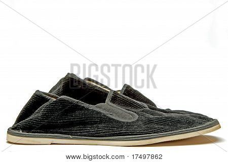 Chinese Shoes Or Slippers
