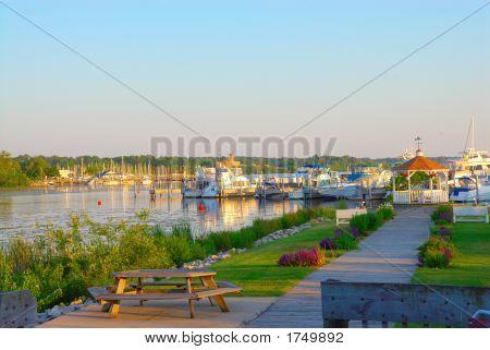 White Lake Boat Docks