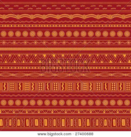 Set Of Australian Pattern