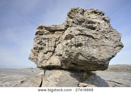 Piedra caliza Glacial errático