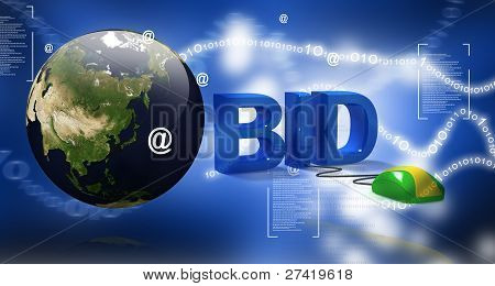 Bid in Internet