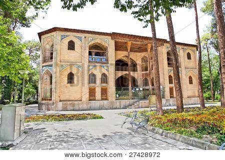 Hasht Behesht Palace  , Esfahan, Isfahan, Iran