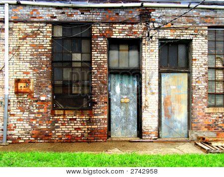 Deserted Doorways