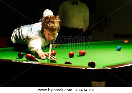 Judd trump uk Snooker Weltmeister