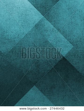 Abstrato azul Grunge Background
