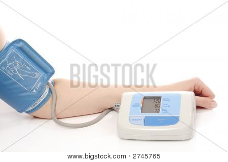 Blood Pressure Exam