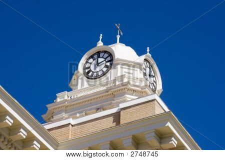 Court House Clock