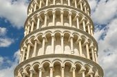 The Leaning Tower Of Pisa (italian: Torre Pendente Di Pisa) Or Simply The Tower Of Pisa (torre Di Pi poster