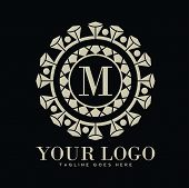 Luxury And Elegant Logo Design, For Industry And Business In The Future, Logo Spa, Beauty And Cosmet poster