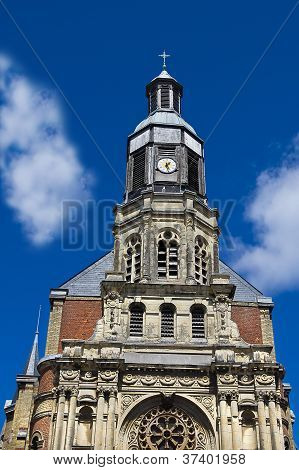 French church architecture