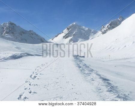 Pizol, Alpes suizos