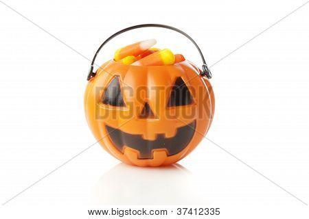 Halloween Striped Candy Corn