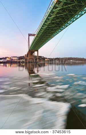 Bridge In Gothenburg