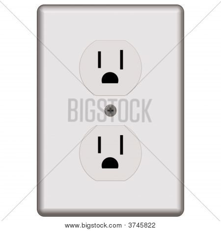 Standard Electrical Outlet