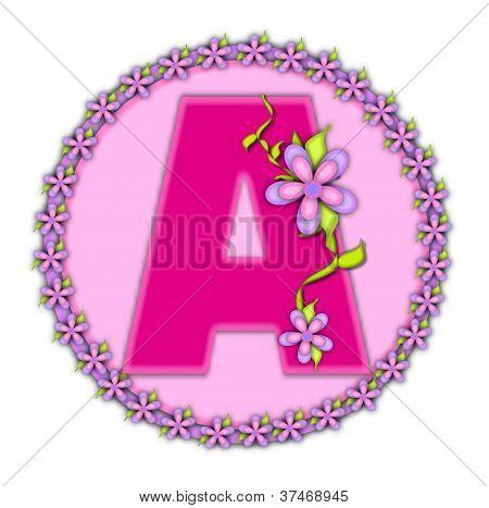 Alphabet Daisy Chain A