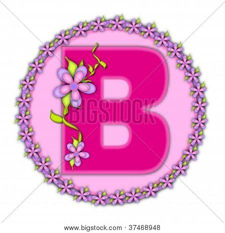 Alphabet Daisy Chain B