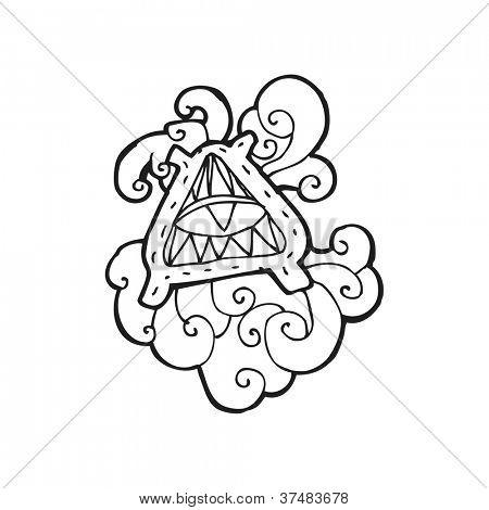 mystical eye symbol