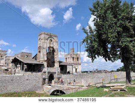 Castle Of Krzyztopor, Ujazd, Poland