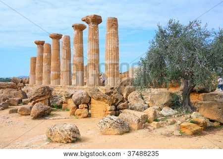 Sicily - Valle Dei Templi