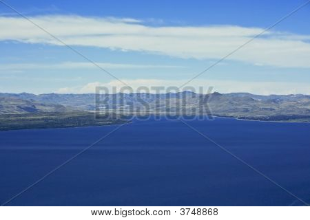 Lake Nahuel Huapi In Bariloche