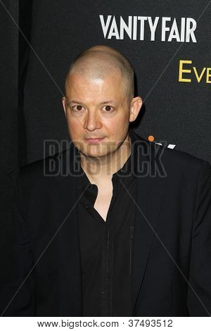 NEW YORK-OCT 3: Comedian Jim Norton attends 'Everything Or Nothing: The Untold Story Of 007' premiere at the Museum of Modern Art on October 3, 2012 in New York City