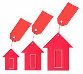 Постер, плакат: На рынке жилья Падение цен