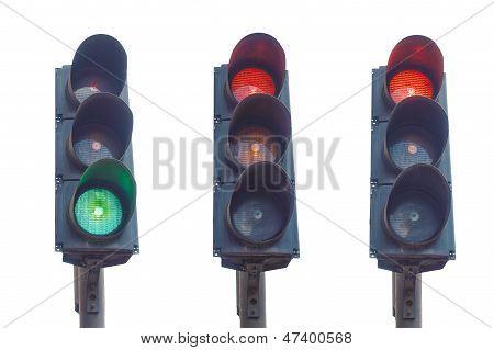 Traffic Light Semaphore