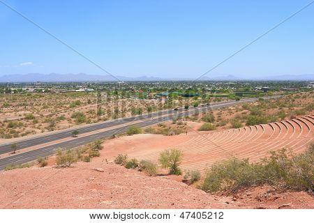 Papago Amphitheater, Scottsdale, AZ