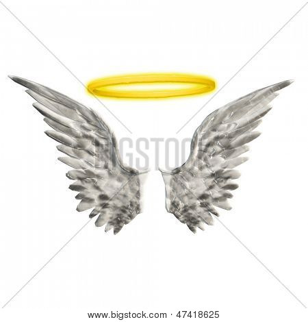 Wings Halo