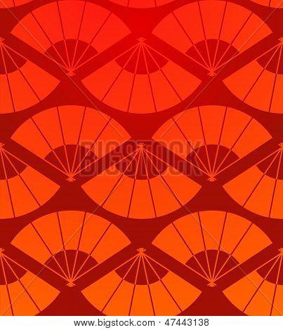 Orient Fan Pattern