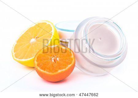 Crema Revitalizante con vitamina C
