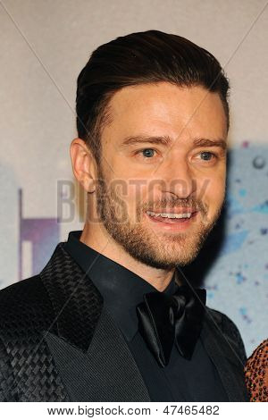 LOS ANGELES - JUN 30: Justin Timberlake at the 2013 BET Awards at Nokia Theater L.A. Live on June 30, 2013 in Los Angeles, California