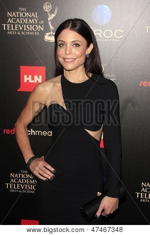 BEVERLY HILLS - JUN 16: Bethenny Frankel at the 40th Annual Daytime Emmy Awards at The Beverly Hilton Hotel on June 16, 2013 in Beverly Hills, California