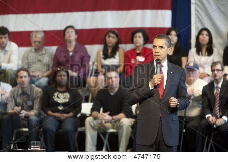 Obama Town Hall