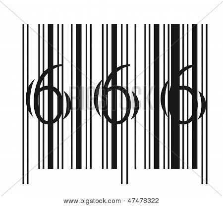 Evil Bar Code