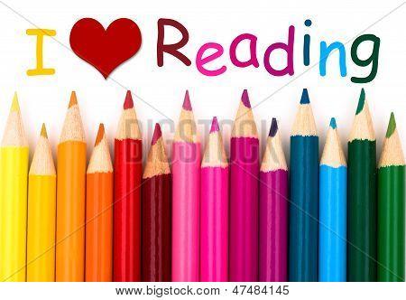 I Love Reading