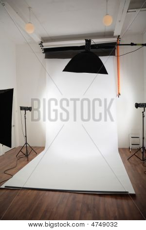 Fotostudio interior