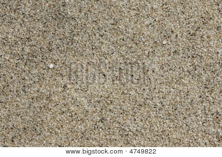 Beach Sand Close-up