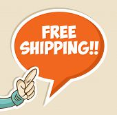 Free Shipping Bubble