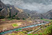 Valley Of The Urubamba