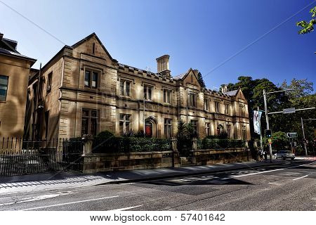 NSW Supreme Court building, Sydney