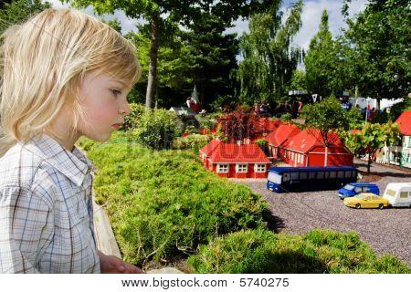 Child Theme Park Legoland