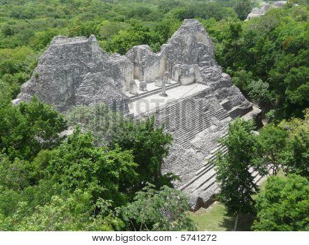 Maya Ruins Becan