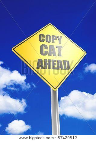 Copy cat ahead
