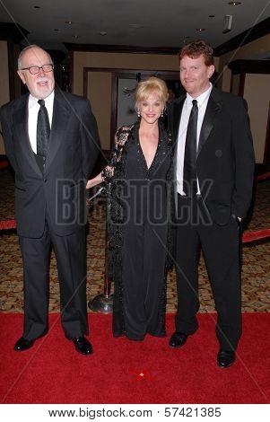 Gil Cates, Dana Daurey and Gil Cates Jr. at the 62nd Annual DGA Awards - Arrivals, Hyatt Regency Century Plaza Hotel, Century City, CA. 01-30-10