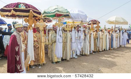 2014 Timket Celebrations In Ethiopia