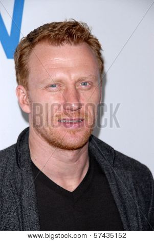 Kevin McKidd at the World Poker Tour Celebrity Invitational Tournament, Commerce Casino, Commerce, CA. 02-20-10